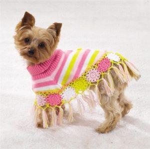 материалы для одежды маленьким собакам