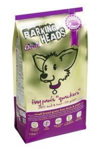 barking head корм для собак