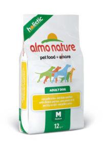 almo nature корм для кастрированных собак
