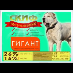 корм скиф для собак