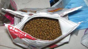эукануба корм для собак состав