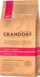 грандорф корм для собак ингридиенты