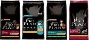 про план корм для собак