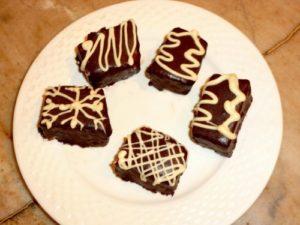 сладости для черного терьера
