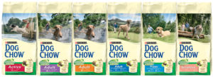 дог чау корм для собак ассортимент