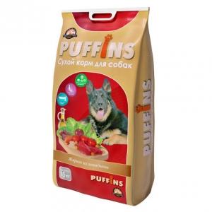 корм пуффинс для собак