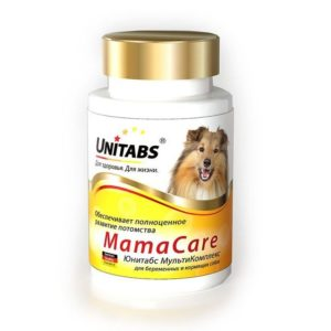 юнитабс витамины для собак