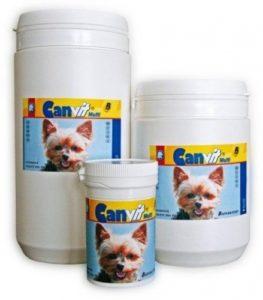 канвит витамины для собак