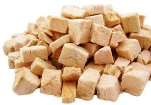 консервы для собак в кубиках